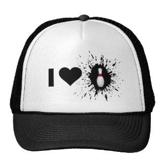 Explosive I Love Bowling 2 Cap