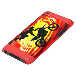 Explosive Motocross Jump iPod Touch Case-Mate Case