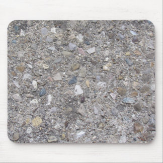 Exposed Aggregate (printed, not made of concrete) Mouse Pad