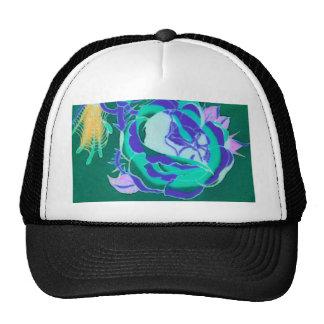 Exposed Skull Design Cap