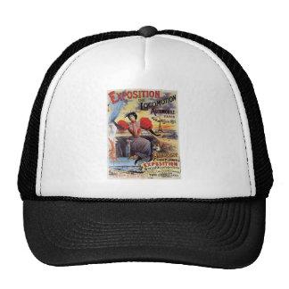Exposition Locomotion Hat