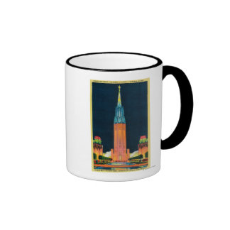 Exposition Tower, The Spire to the Sun Coffee Mug