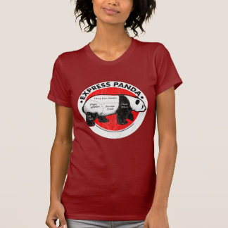 Express Panda T-Shirt