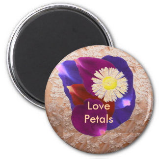 Express Your Love - edit n add your text 6 Cm Round Magnet