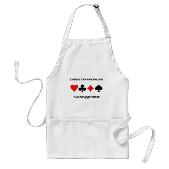Express Your Rational Side Play Duplicate Bridge Standard