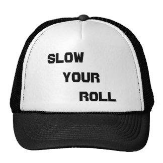 EXPRESS YOURSELF CAP