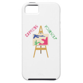 Express Yourself iPhone 5 Case