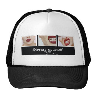 Express yourself hat