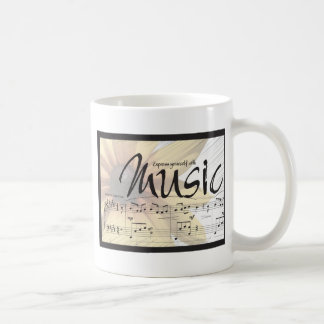Express Yourself with Music Mug