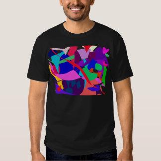 Expression 3 tee shirts