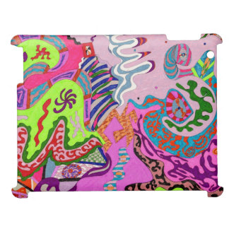 Expression Fantastic, abstract Cover For The iPad 2 3 4