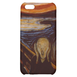 Expressionism Fine Art The Scream Edvard Munch Case For iPhone 5C