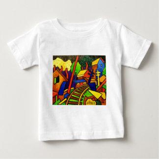 Expressionism Train 4 T Shirt