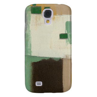 Expressionist Painting with Heavy Brush Strokes Galaxy S4 Case