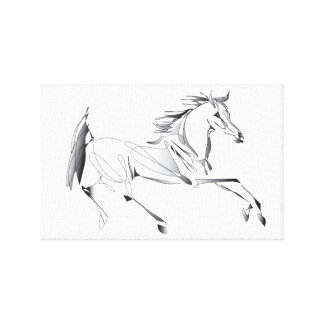 Expressions of Elegance Canvas Print