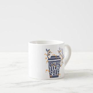 Expresso Yourself Espresso Mug