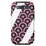 Expunge (Pink) Galaxy Case Galaxy S3 Case