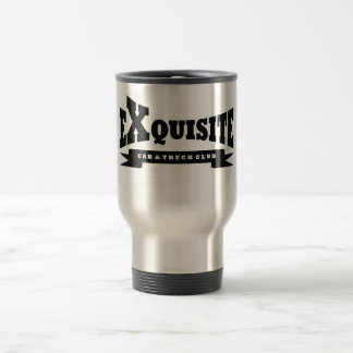 Exquisite CTC Stainless Steel Travel Mug