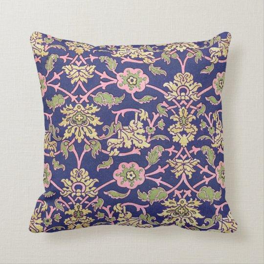 Exquisite Design Floral Throw Pillow