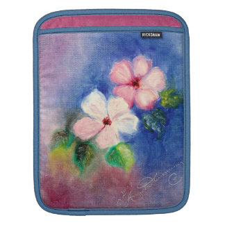 Exquisite Dogwood Floral Sleeves For iPads
