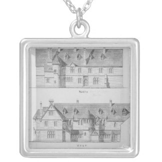Extension of the House of Mercy, Clewer Silver Plated Necklace