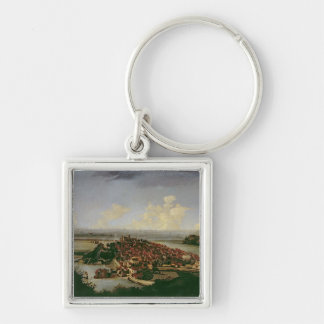 Extensive view of Rye Key Ring