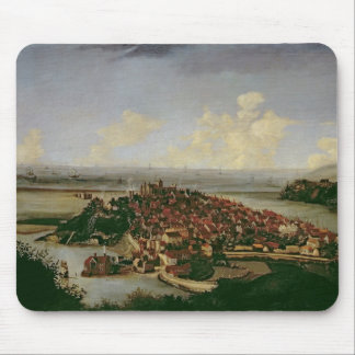 Extensive view of Rye Mouse Mat
