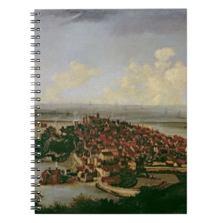 Extensive view of Rye Notebook