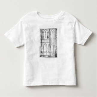 Exterior and Interior Toddler T-Shirt