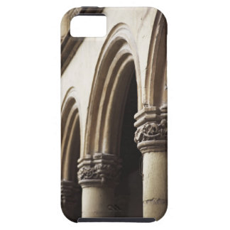Exterior of a university in Granada, Spain iPhone 5 Case