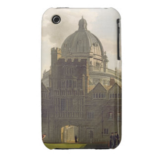 Exterior of Brasenose College and Radcliffe Librar Case-Mate iPhone 3 Cases