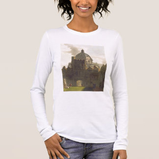 Exterior of Brasenose College and Radcliffe Librar Long Sleeve T-Shirt