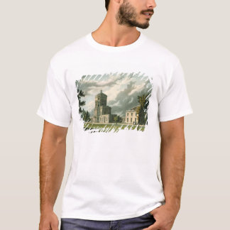 Exterior of The Astronomical Observatory, illustra T-Shirt