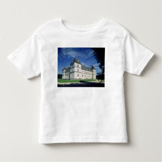 Exterior of the Chateau, built c.1546 Toddler T-Shirt