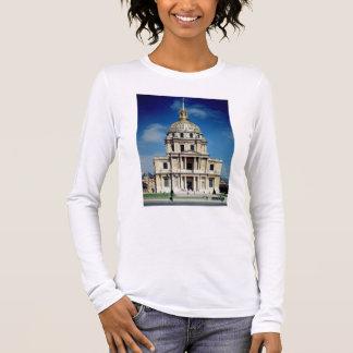 Exterior of the church, begun 1676 (photo) long sleeve T-Shirt