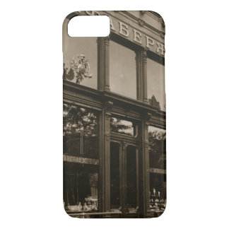 Exterior of the Faberge Shop, St. Petersburg, earl iPhone 8/7 Case