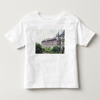 Exterior of the Facade des Loges Toddler T-Shirt