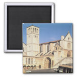 Exterior of the Upper and Lower Church, 1228-53 Fridge Magnets