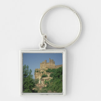 Exterior view from the lower cliffs keychain