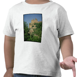 Exterior view from the lower cliffs shirt
