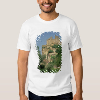 Exterior view from the lower cliffs tshirt