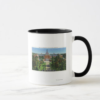 Exterior View of Aetna Life Insurance Building Mug