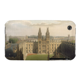 Exterior view of All Souls College, taken from the Case-Mate iPhone 3 Cases