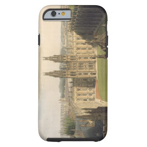 Exterior view of All Souls College, taken from the iPhone 6 Case