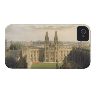 Exterior view of All Souls College, taken from the iPhone 4 Case-Mate Cases