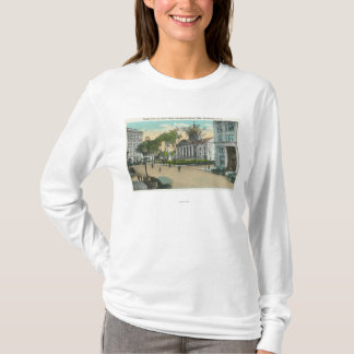 Exterior View of Court House T-Shirt
