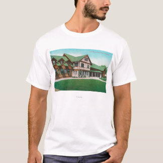 Exterior View of Glen TavernSanta Paula, CA T-Shirt