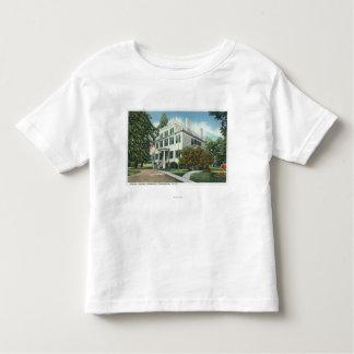 Exterior View of Historic Granger Homestead Toddler T-Shirt