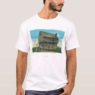 Exterior View of Period Block House T-Shirt