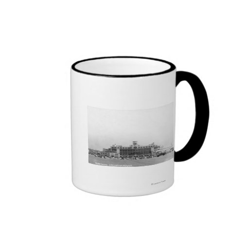 Exterior View of Seattle-Tacoma Int'l Airport Mug